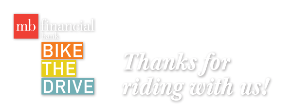 Thanks for riding with us!